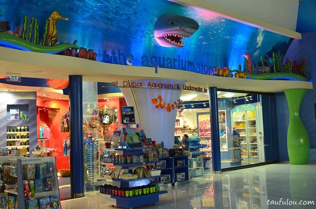 Dubai Aquarium (2)