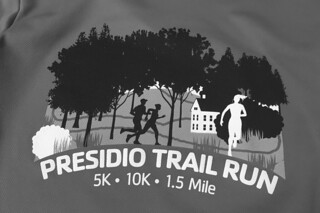 Presidio Trail Run - Shirt
