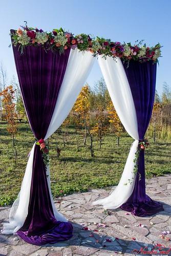 Tatiana Decor- Мы сделаем Ваш праздник Красивым! > Фото из галереи `9. Бархатная свадьба`