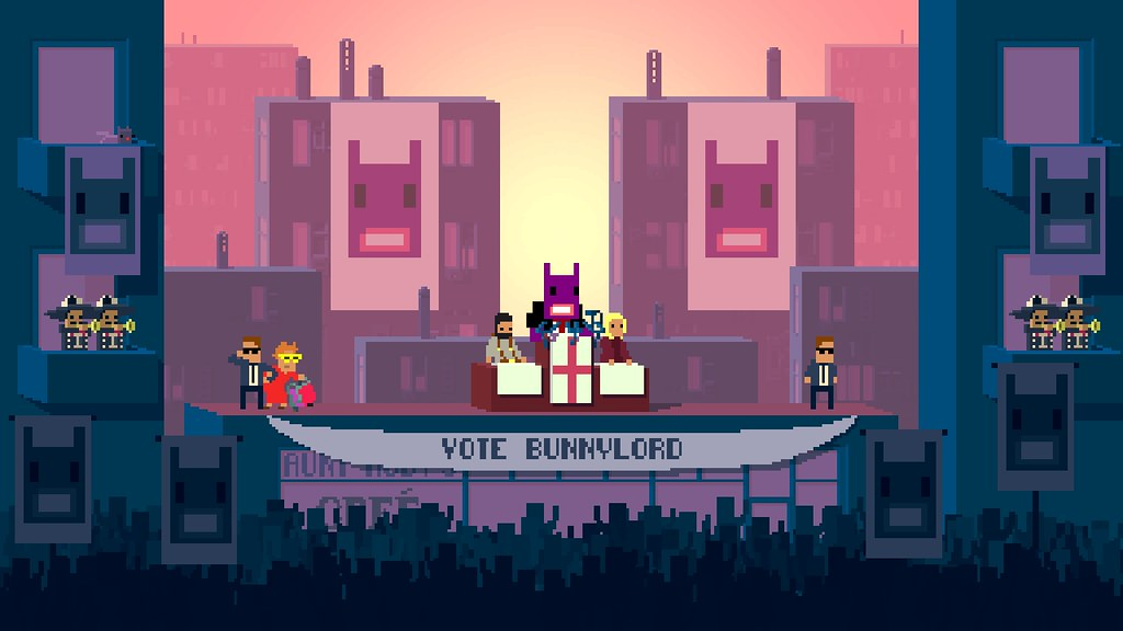 Not A Hero Launches February 2nd on PS4 – PlayStation Blog