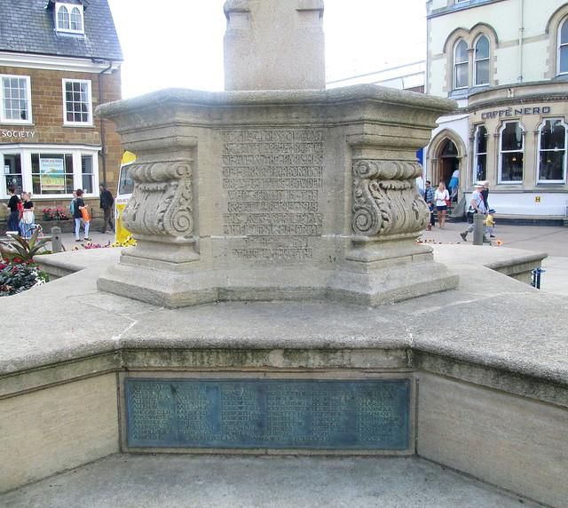 Market Harborough War Memorial 2