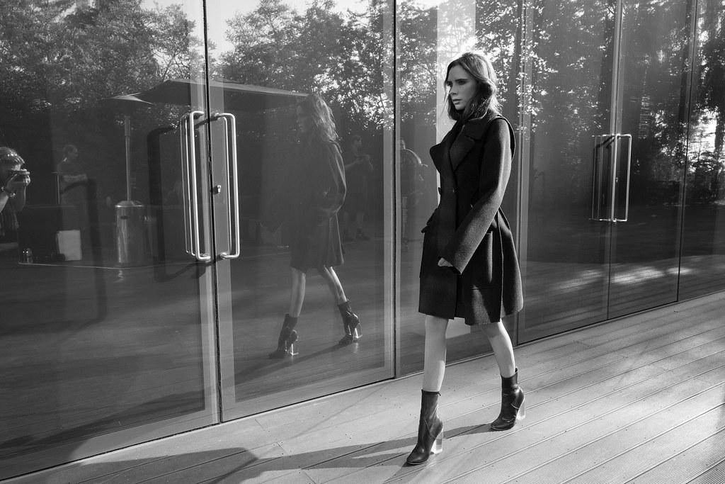 Виктория Бекхэм — Фотосессия для «Madame Figaro» 2015 – 2
