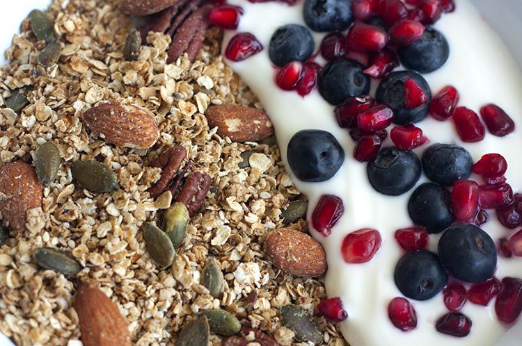 granola 4 blog