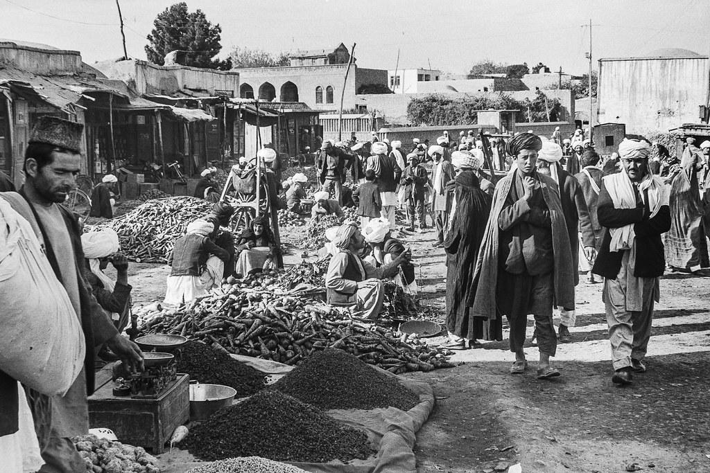 Herat, Afghanistan - Nov 1977