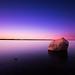 Lake Sakakawea Sunset 3.11 by Jack Lefor