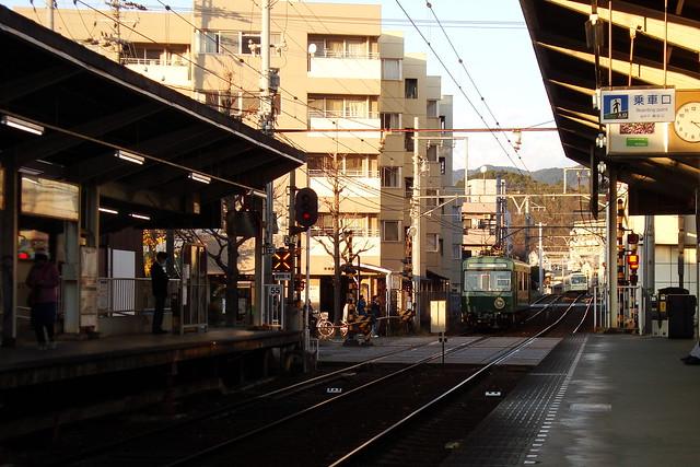 """2016/01 叡山電車731号車""""ノスタルジック731"""" #04"""