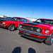 Ford Capri ´74 and Mustang ´69