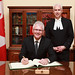 MP Wayne Stetski's Swearing In Ceremony -...