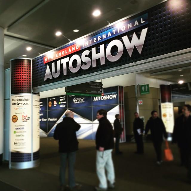 Boston Auto Show 2016