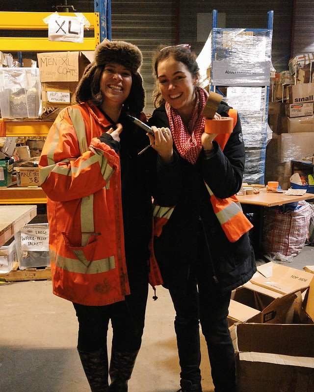 Thumbnail - The Refugee Crisis: Volunteering in the Calais Warehouse