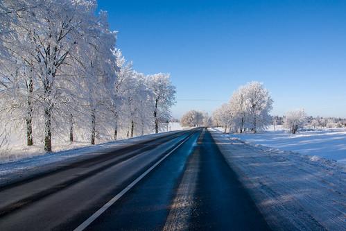 Žiemos kelias