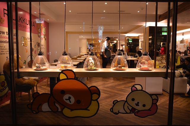 拉拉熊主題餐廳04