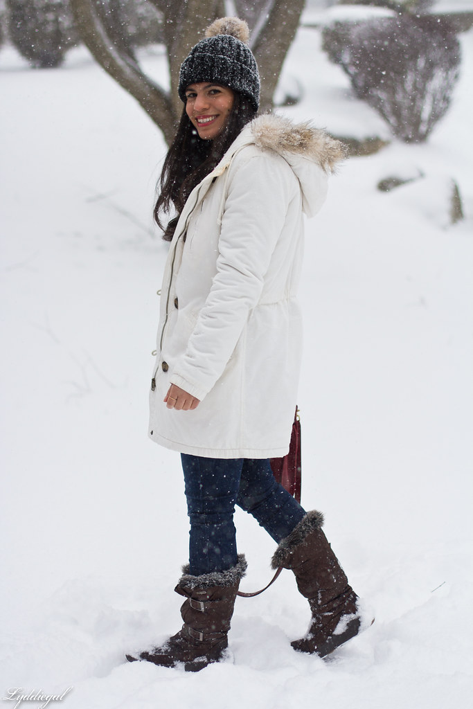nordic sweater, denim, snow boots, white parka-1.jpg