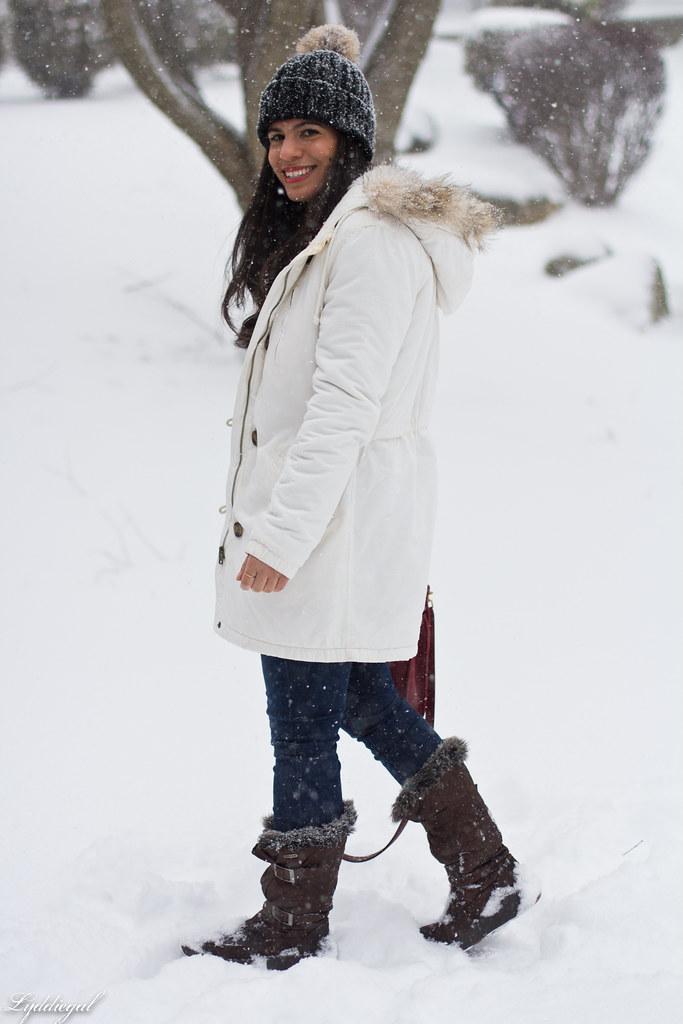 nordic sweater, denim, snow boots, white parka-1.jpg