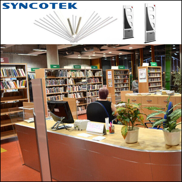 Books anti-theft magnetic stripe
