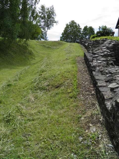 ORL Limes 40 - Cohort then Numerus Fort Osterburken (160-260 AD)