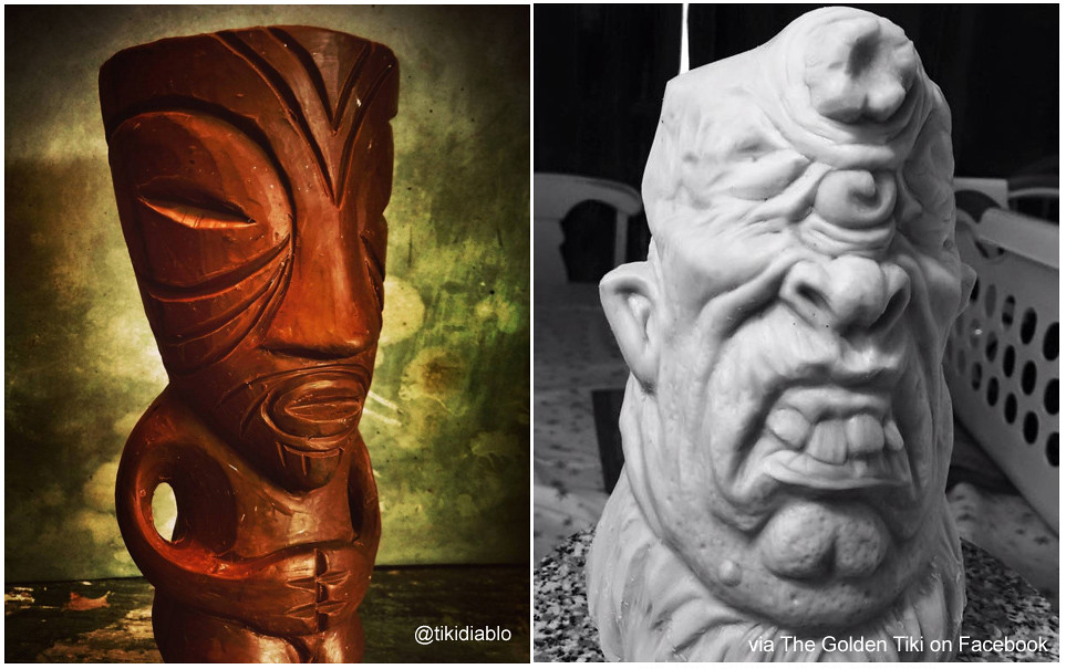 Upcoming mugs for The Golden Tiki