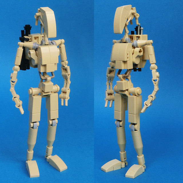 LEGO: Battle Droid [2/12]