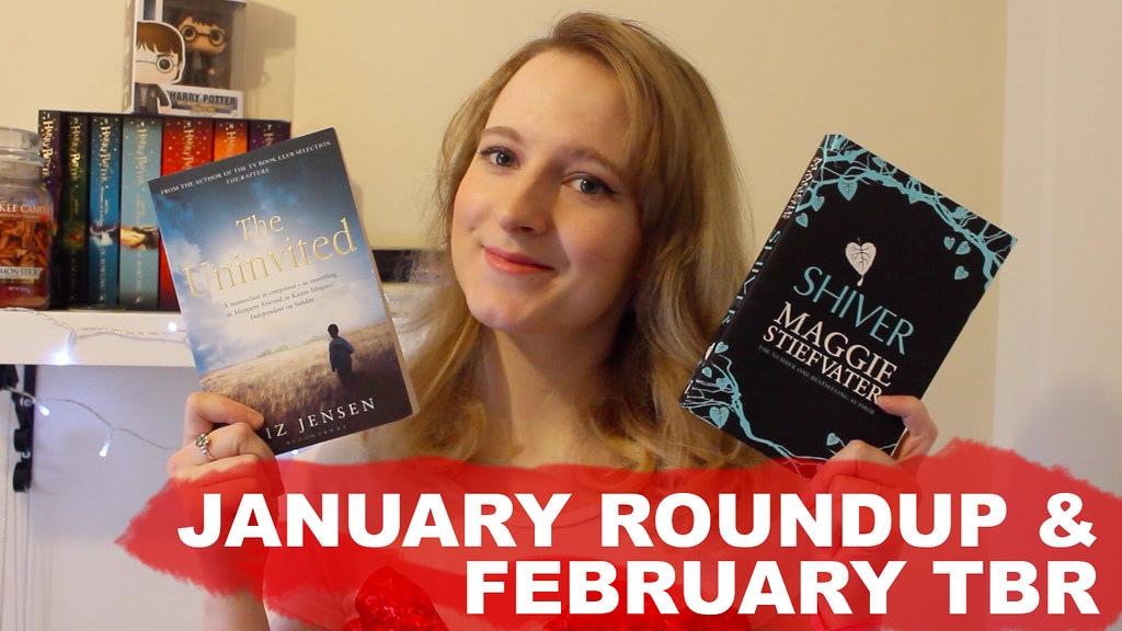 January roundup and February TBR