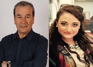 Fortunato Donato e Verna Stefania