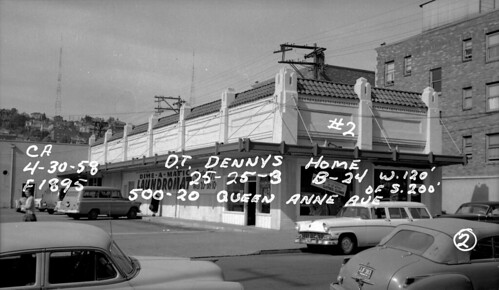 Former Motor-In Market, 1958