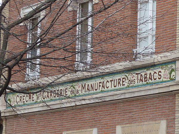 crèche de la manufacture des tabacs