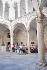 Dubrovnik. Rector's Palace