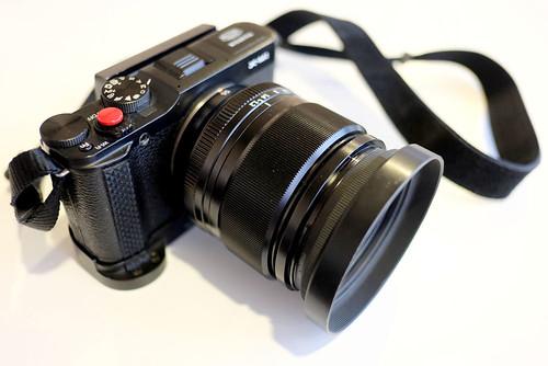 Fujifilm X-M1 + XF56mmF1.2 R