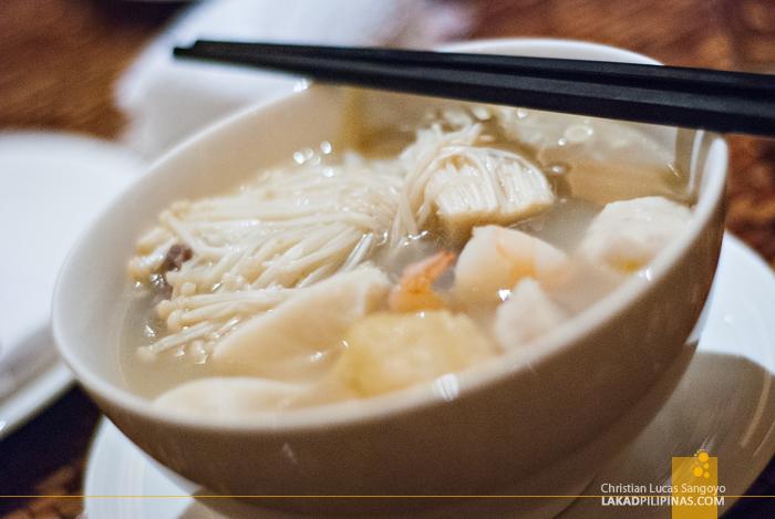 Belcancao Buffet Macau Noodles
