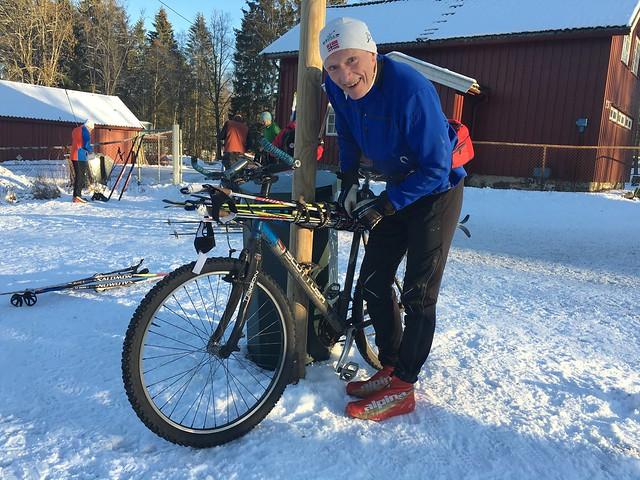 Oslo Ski Urbanism - Bike