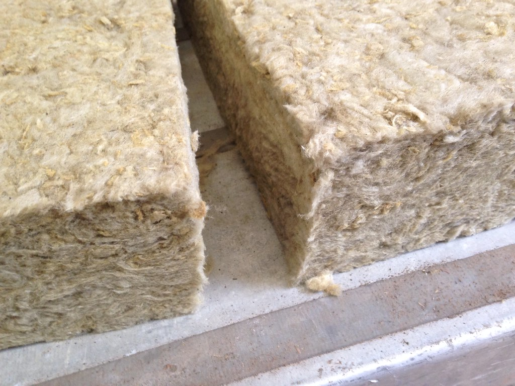 New food truck build discussion board for Mineral wool r value