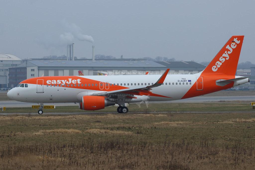 G-EZPE - A320 - EasyJet