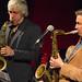 Grant Stewart & Dave O'Higgins Quartet @ Herts Jazz