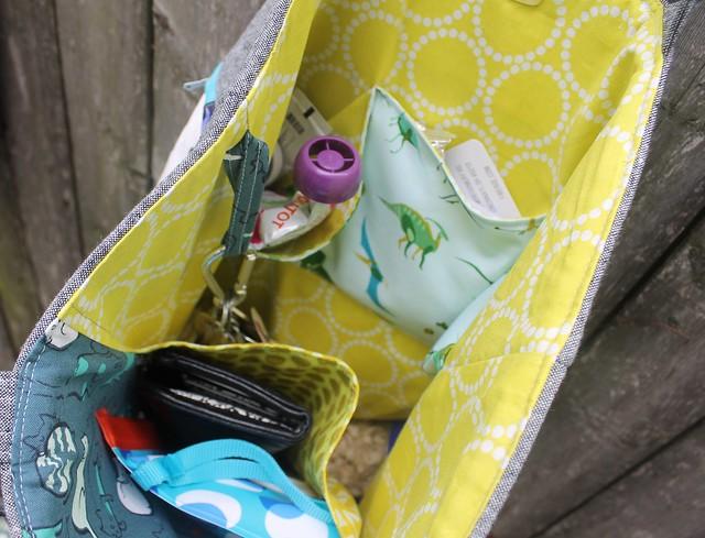 Noodlehead Caravan Tote Bag
