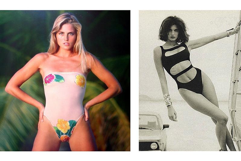 人類史上真正美麗與性感完美結合的物種—80年代超模26