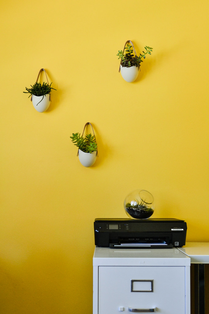 Office Redesign, Take Three | Things I Made Today