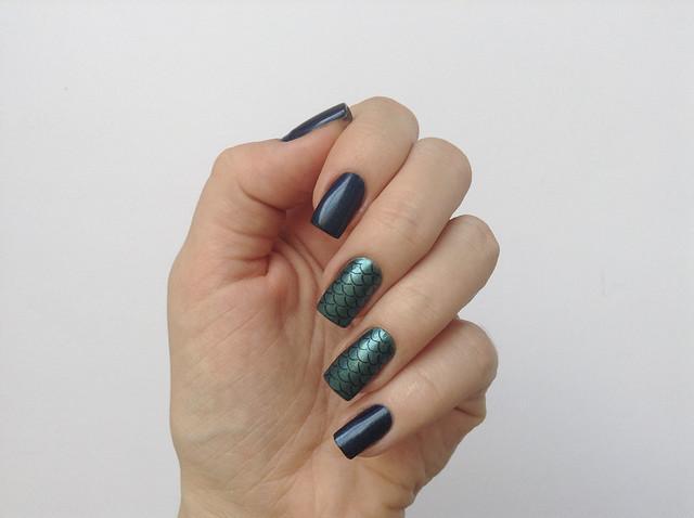 Nail Art: Fish