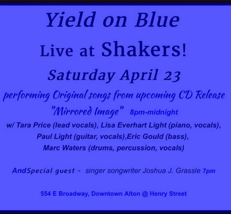 Yield On Blue 4-23-16
