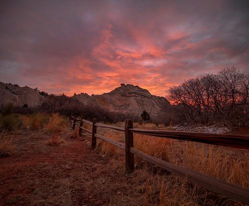 sunrise colorado gardenofthegods hdr sigma1020mm verotrama lightroom5 pse12