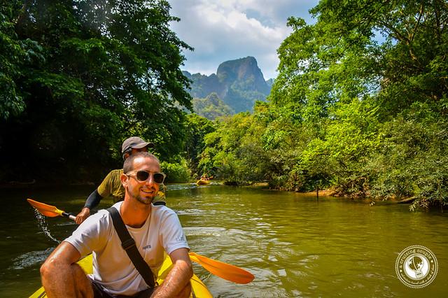 Elephant Hills Kayaking Khao Sok National Park