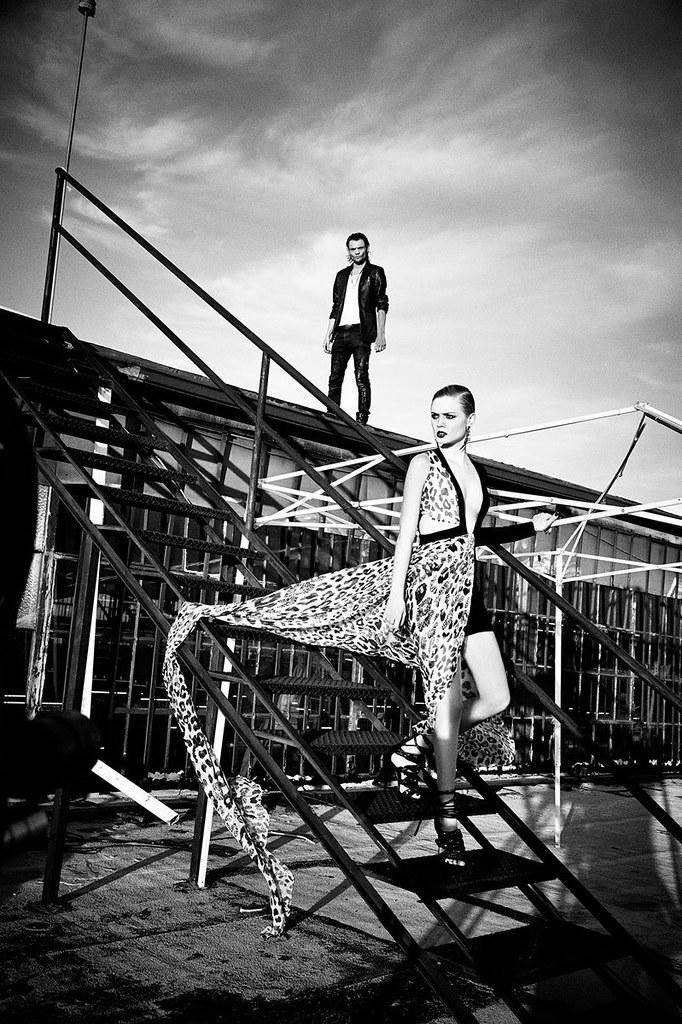 Белла Хиткот — Фотосессия для «Vs» 2016 – 3