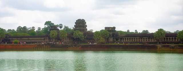 Angkor Wat, Siem Reap, Canon EOS DIGITAL REBEL, Canon 18.0-55.0 mm