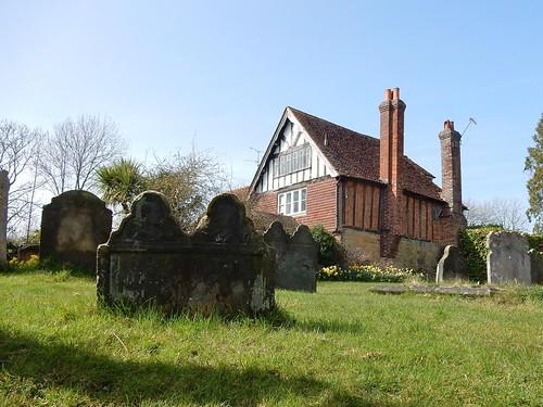 St Mary's churchyard, Speldhurst