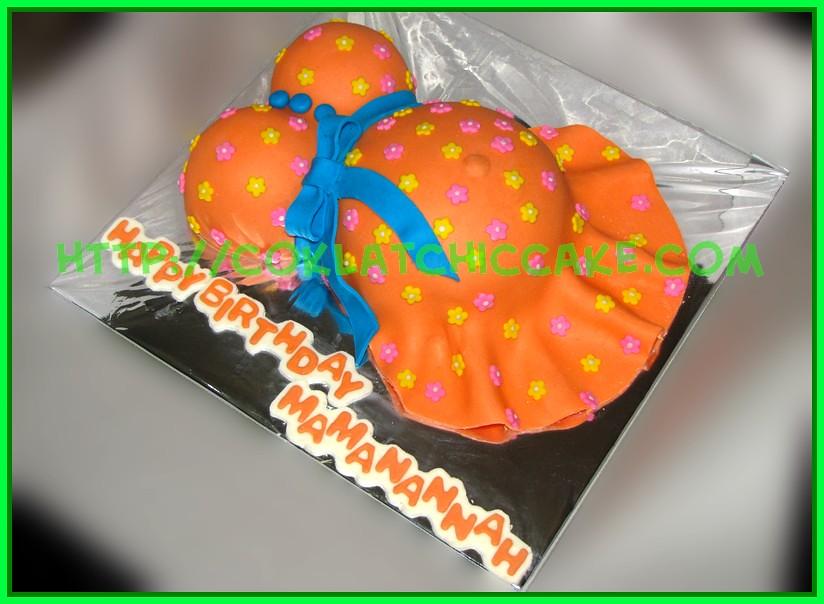Cake Ibu Hamil