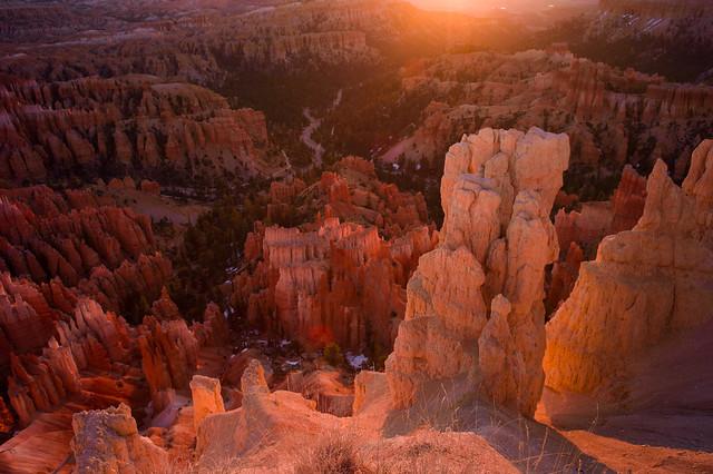 Bryce Canyon @ Sunrise