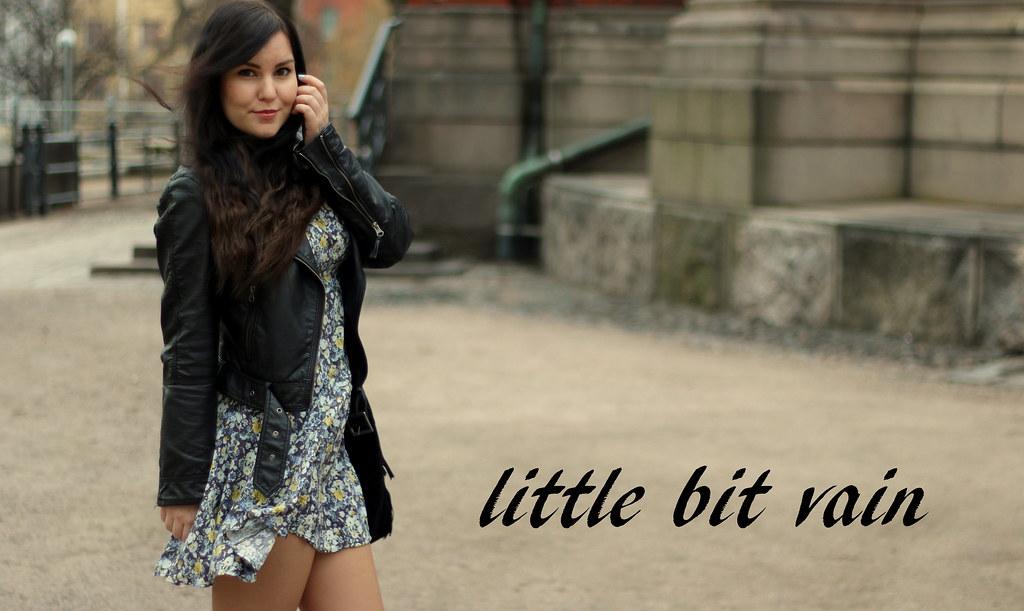 little bit vain