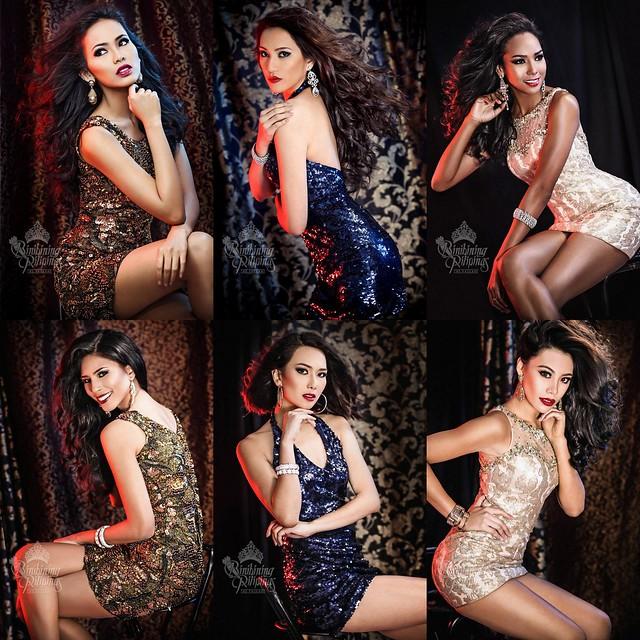 Binibining Pilipinas 2016 Glam Shots