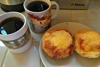 Philz Coffee - Tantalizing Turkey Ensaimada