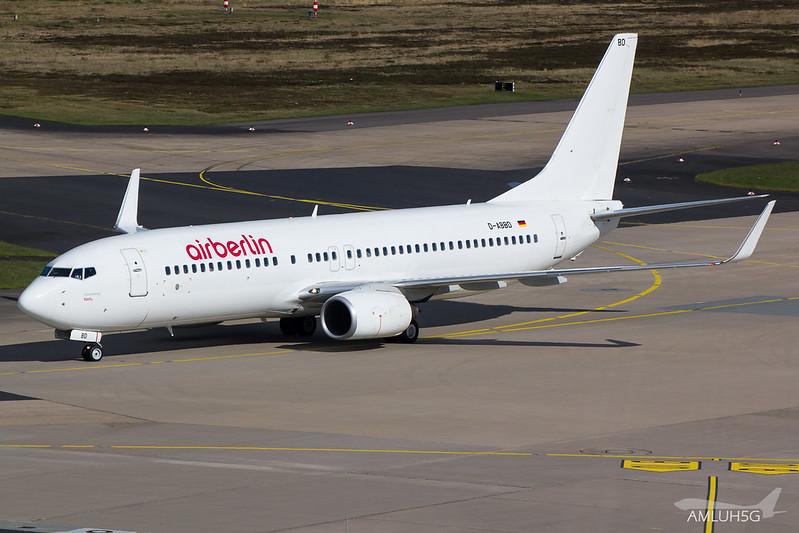 Air Berlin - B738 - D-ABBD (1)