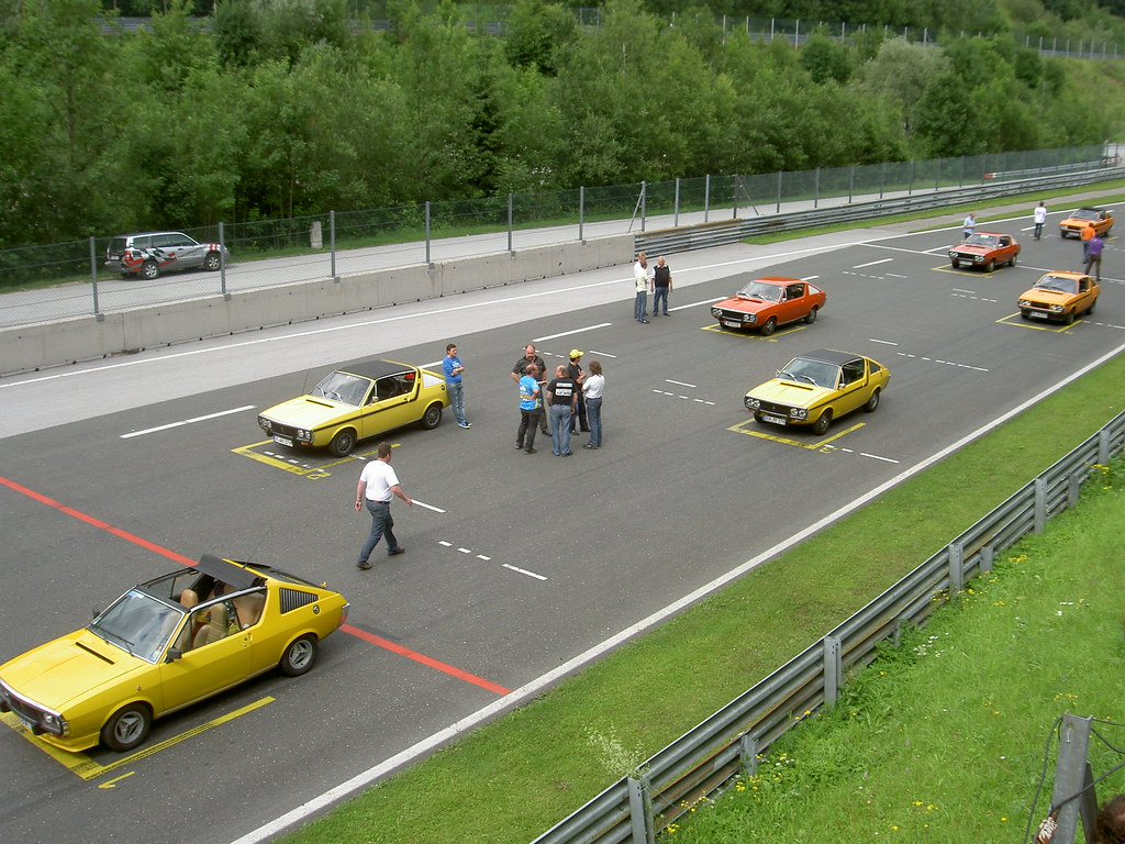 Salzburg Ring Circuit Start A Photo On Flickriver Ringcircuit